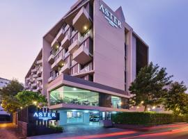 Aster Hotel and Residence by At Mind