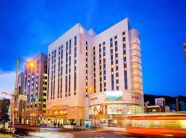 松山東急REIホテル、松山市のホテル