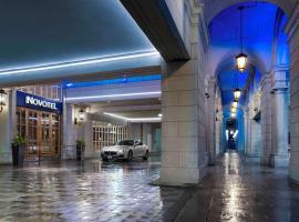 The Novotel Toronto Centre, hotel a Toronto
