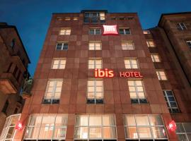 ibis Hotel Nürnberg Altstadt, hotel in Nuremberg