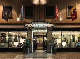 Hotel Rotary Geneva - MGallery, hotel en Ginebra
