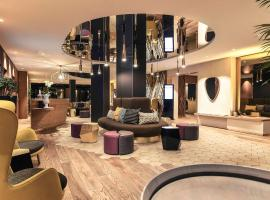 Mercure Dijon Centre Clemenceau, отель в Дижоне