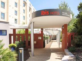 ibis Marseille Centre Gare Saint Charles, hotel in Marseille