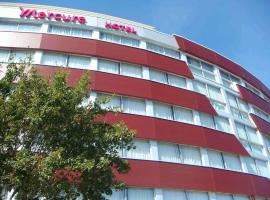 Mercure Vannes Le Port, hotel in Vannes