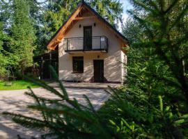 Chata pod skocznią Wisła Malinka – hotel w pobliżu miejsca Skocznia narciarska Wisła-Malinka w Wiśle