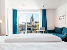 Haus am Dom - Apartments und Ferienwohnungen, hotel near Cologne Philharmony, Cologne