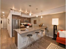 Capital Hill Exclusive Luxury Apartments, vacation rental in Seattle