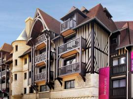 Mercure Deauville Centre, hotel in Deauville