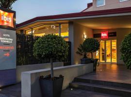 Ibis Cornella, hotel in Cornellà de Llobregat