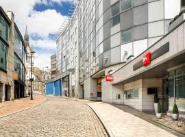 ibis Aberdeen Centre – Quayside, pet-friendly hotel in Aberdeen