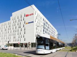 ibis Marseille Centre Euromed, hotel in Marseille