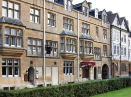 Courtyard by Marriott Oxford City Centre, hotel in Oxford
