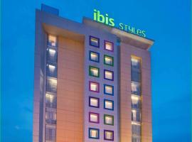 Ibis Styles Solo, hotel in Solo