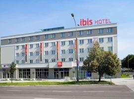 Hotel Ibis Kielce Centrum, hotel in Kielce