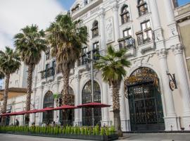 Hotel Epidamn, hotel in Durrës
