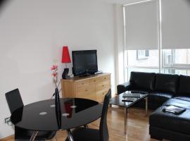 Glasgow Lofts Serviced Apartments