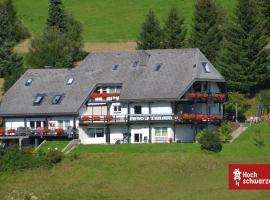 Drei Tannen und Ferienhaus Schneider
