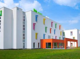ibis Styles Nivelles, hotel near Courcelles Motte, Nivelles