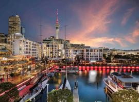 Grand Central Serviced Apartments, hotel in Auckland