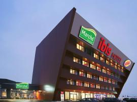 MOXY Vienna Airport, hotel a Schwechat