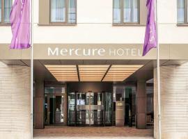 Mercure Hotel Wiesbaden City, hotel in Wiesbaden