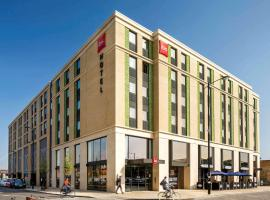 ibis Cambridge Central Station, hotel near Cambridge Airport - CBG,