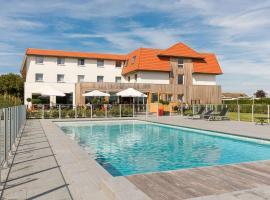 ibis De Haan, pet-friendly hotel in De Haan
