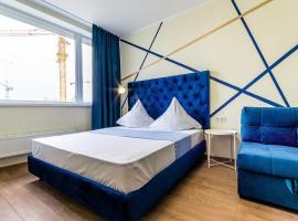 Трехместные апартаменты Артек, апартаменты/квартира в Екатеринбурге