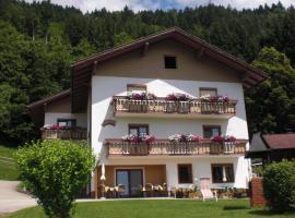 Ferienwohnung Landhaus Sorli