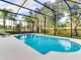 4 Bedroom Quiet Pool Home, hotel in Kissimmee