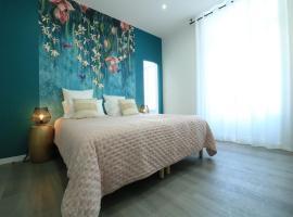 """Maison """"Edith cavell"""" 3 Chambres indépendantes privées A3B107"""
