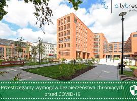 City Break Gdańsk Rajska 8 Apartamenty