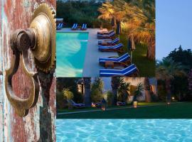 Mangio Fango Hotel et Spa, spa hotel in Saintes-Maries-de-la-Mer