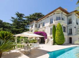 Villa du Pierrette