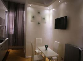 Vatican Room and Kitchen