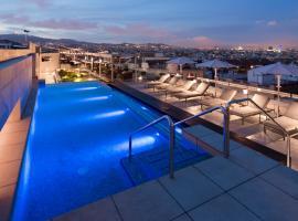 Crowne Plaza Barcelona Fira Center 4*Sup, hotel in Barcelona