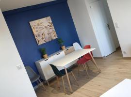 Appartement confortable et design en hyper centre, apartment in Rambouillet
