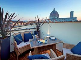 Arte' Boutique Hotel, Hotel in Florenz