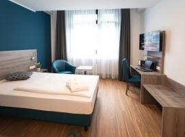 New Work Hotel Essen, hotel in Essen
