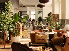 The Hoxton, Downtown LA, accessible hotel in Los Angeles