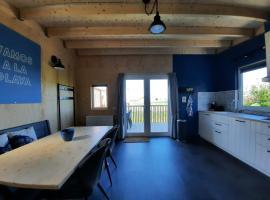 ZTLND Familylodge, holiday home in Zoutelande