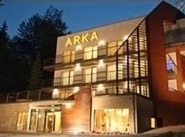 Hotel Arka Spa – hotel w Wiśle