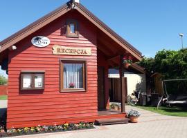 Domki Wypoczynkowe Orka – hotel w mieście Ustronie Morskie