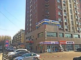 7Days Inn Korla passenger station, hotel in Korla