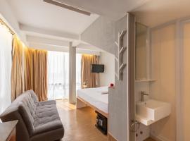Selah Pods Hotel Manila โรงแรมในมะนิลา