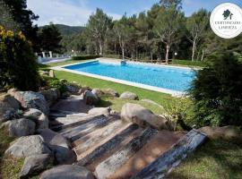Sol Pins II - Moreno, hotel a Tamariu