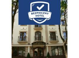 Hotel Branicki, pet-friendly hotel in Białystok