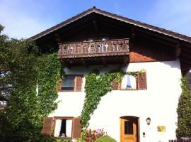 Zugspitzhome Appartment, hotel near Burgruine Werdenfels, Farchant