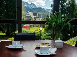Hyrny, family hotel in Zakopane