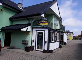 Pokoje Gościnne u Piotra – hotel w mieście Ustronie Morskie